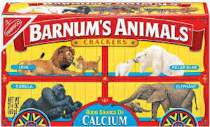 Nabisco Animal Crackers, Classic