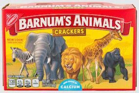 Nabisco Animal Crackers, Uncaged