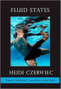 Front cover of Fluid States, by Heidi Czerwiec