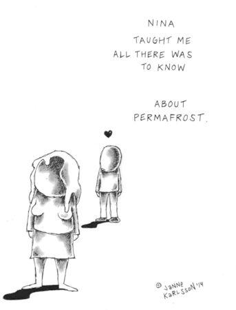 Permafrost by Janne Karlsson