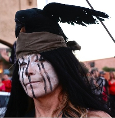 All Souls Procession, photograph by John Levy