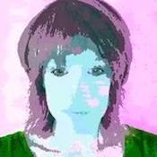 Digital art: Self-Portrait by An Mayou