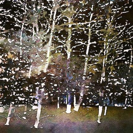 Digital art: Spring Night, by An Mayou