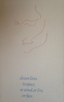 Eleven Lines: Haiga by P. A. Milton and Jack Cooper
