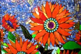 The Nest, fine-art mosaic by Victor Nunnally