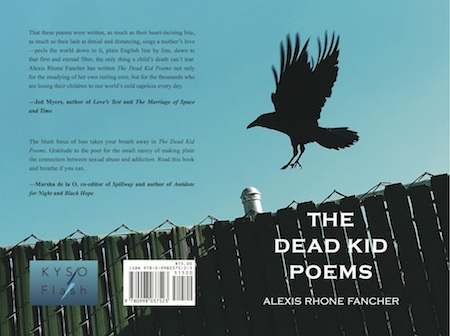 Full cover of The Dead Kid Poems, by Alexis Rhone Fancher