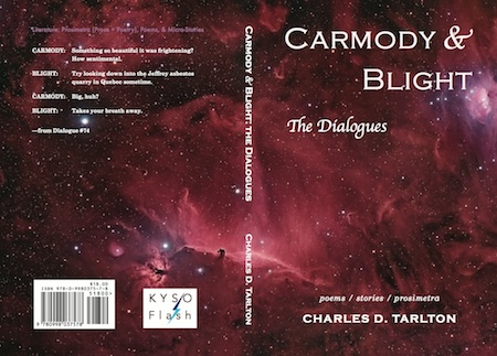 Full cover of Carmody & Blight: The Dialogues, by Charles D. Tarlton
